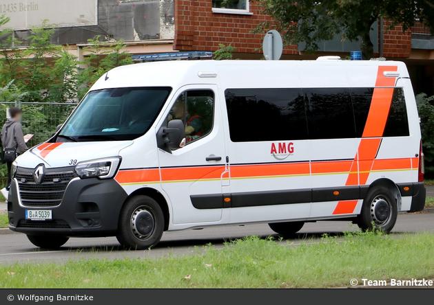 Krankentransport AMG - KTW 39 (B-A 5039)