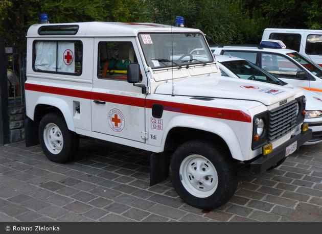 Menaggio - Croce Rossa Italiana - KTW