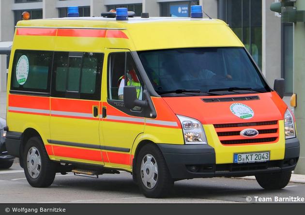 Krankentransport Gorris - KTW (B-KT 2043)