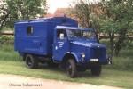 THW Hameln - Historisches Fahrzeug (ohne Funkkennung)