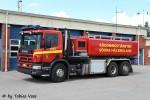 Edsbyn - Räddningstjänsten Södra Hälsingland - Tankbil - 2 26-7040