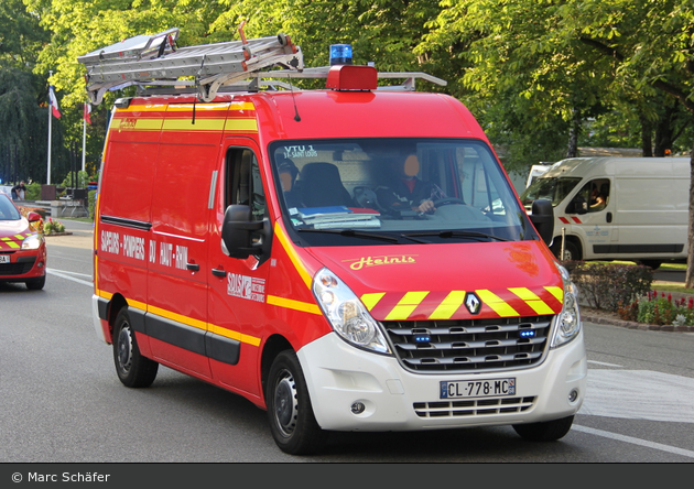 Saint-Louis - SDIS 68 - KEF - VTU