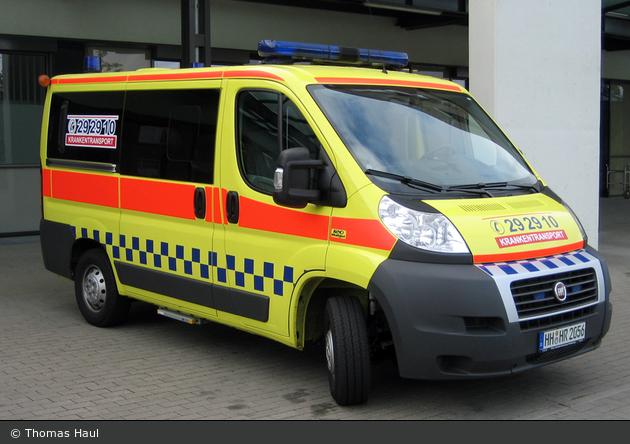 292910 Krankentransport Hamburg - KTW (HH-HR 2056)