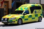 Karlskrona - Landstinget Blekinge - Ambulans - 3 66-9190