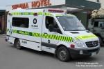 Motueka - St John Ambulance - RTW - Motueka 869