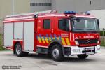 Antwerpen - Brandweer - HLF - A06
