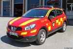 Uddevalla - Räddningstjänsten Mitt Bohuslän - KdoW - 2 54-1180