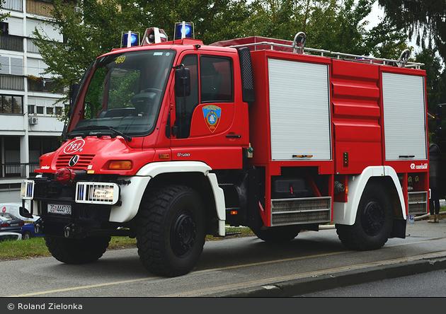 Zagreb - Vatrogasci - TLF-W - G-460