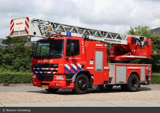 Lisse - Brandweer - DLK - 16-1152