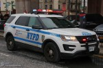 NYPD - Queens - 108th Precinct - FuStW 3876