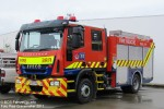 Geraldine - NZ Fire Service - Pump - Geraldine 841