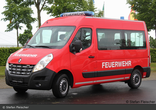 Renault Master - Holzapfel - MTW
