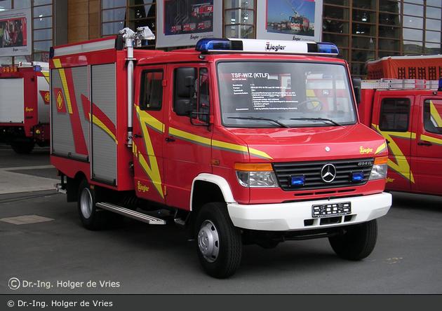 Mercedes-Benz Vario 814 DA - Ziegler - TSF-W