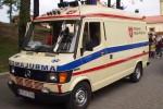 Chrzanów - Maltańska Służba Medyczna - RTW
