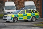 Manchester - North West Ambulance Service - RRV