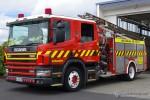 Silverdale - NZ Fire Service - TLF - Silverdale 907