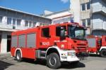 Andrychów - PSP - TLF - 552K25