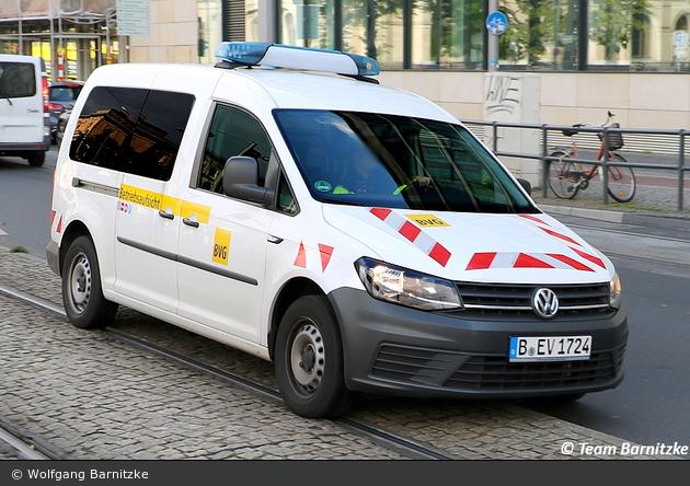 Berlin - Berliner Verkehrsbetriebe - Betriebsaufsicht (B-EV 1724)