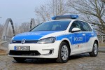 GÖ-PD 410 - VW e-Golf - FuStW