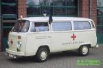 DRK: Behelfs- Krankentransportwagen des reg. KSZ