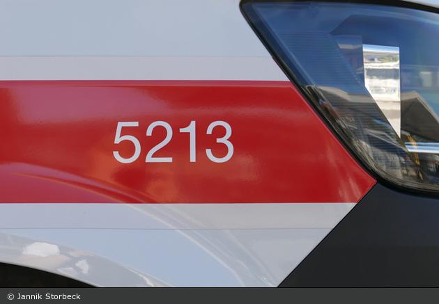 Hamburg - Hamburger Hochbahn AG - Unfallhilfsdienst 2/13