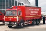 Speedwell - Avon Fire & Rescue Service - OSU (a.D.)