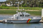 Djiffere - Douanes - Boot