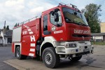 Körmend - Tűzoltóság - GTLF
