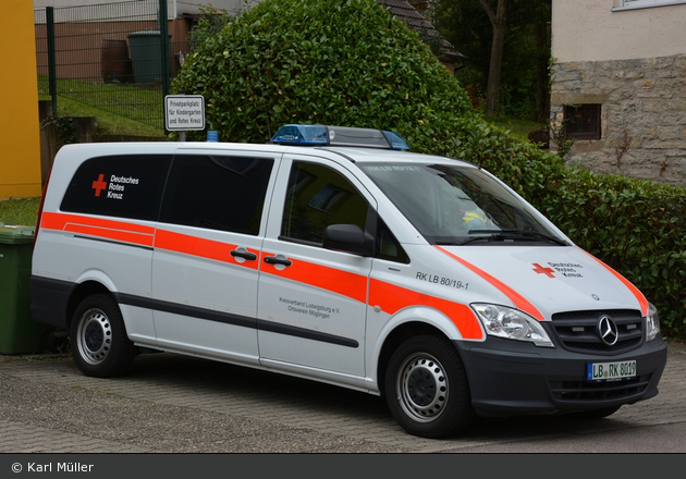 Rotkreuz Ludwigsburg 80/19-01