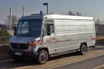 Duisburg - Duisburger Verkehrsgesellschaft - Unfallhilfsfahrzeug