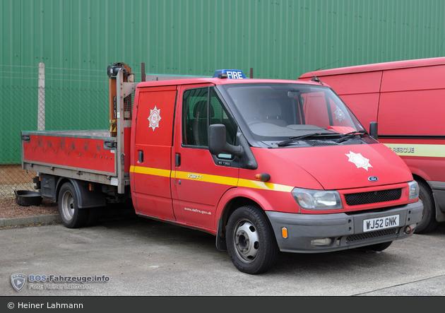 Exeter - Devon & Somerset Fire & Rescue Service - LT
