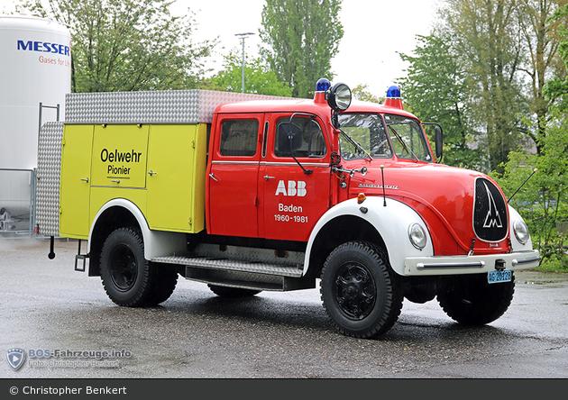 Baden - BFW ABB - OWF - Lisa 4 (a.D.)