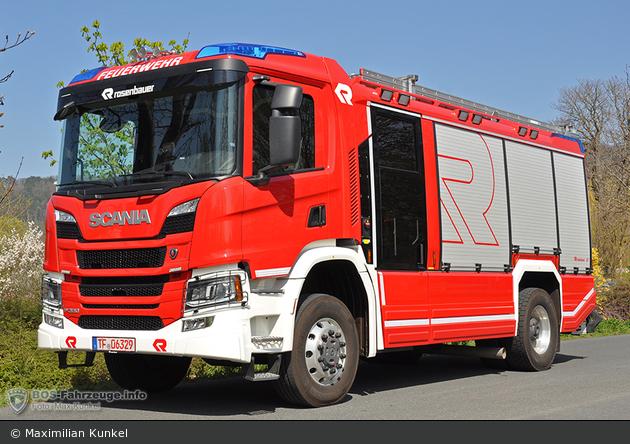 Scania P360 - Rosenbauer - HLF20