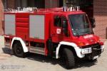 Budapest - Tűzoltóság - Bekasmegyer - TLF-W
