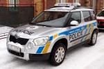 Trutnov - Policie - FuStW