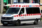 Krankentransport SMH - KTW (B-GV 8564)