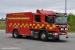 Umeå - Umeå Brandförsvaret - Släck-/räddningsbil - 2 12-1010