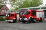 NW - FF Viersen LZ Süchteln - Fahrzeugpark