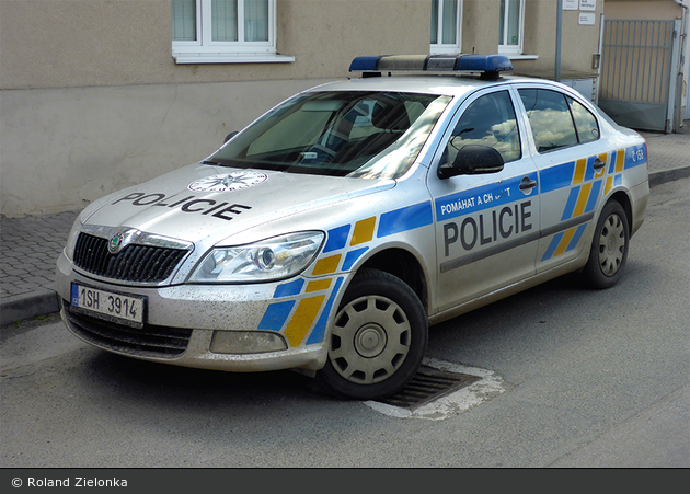 Benátky nad Jizerou - Policie - FuStW - 1SH 3914