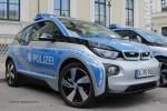 A-PS 9000 – BMW i3 – FuStW - Augsburg