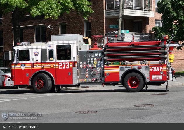 FDNY - Queens - Engine 273 - TLF