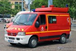 Moyeuvre-Grande - SDIS 57 - GW-Verkehrssicherung - VB