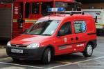 Birmingham - West Midlands Fire Service - Car