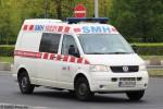 Krankentransport SMH - KTW (B-EM 8956)