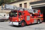 Amélie-les-Bains-Palalda - SDIS 66 - DLK 23/12 - EPS