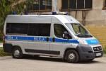 Wrocław - Policja - Kontrollstellenfahrzeug - B104