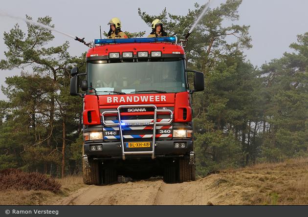 Barneveld - Brandweer - HLF - 07-1341 (a.D.)