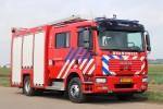 Cromstrijen - Brandweer - HLF - 18-712