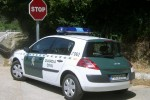 ohne Ort - Guardia Civil - FuStW