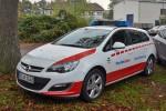 Dorsten - NordWestBahn - Unfallhilfsfahrzeug